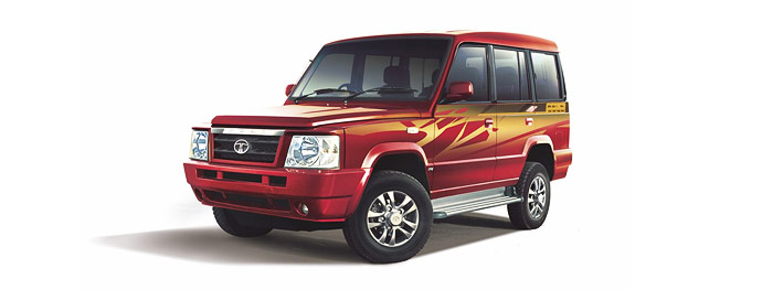 Book Tata Sumo in Haridwar